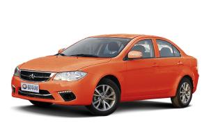 三菱风迪思 炫彩橙金属色