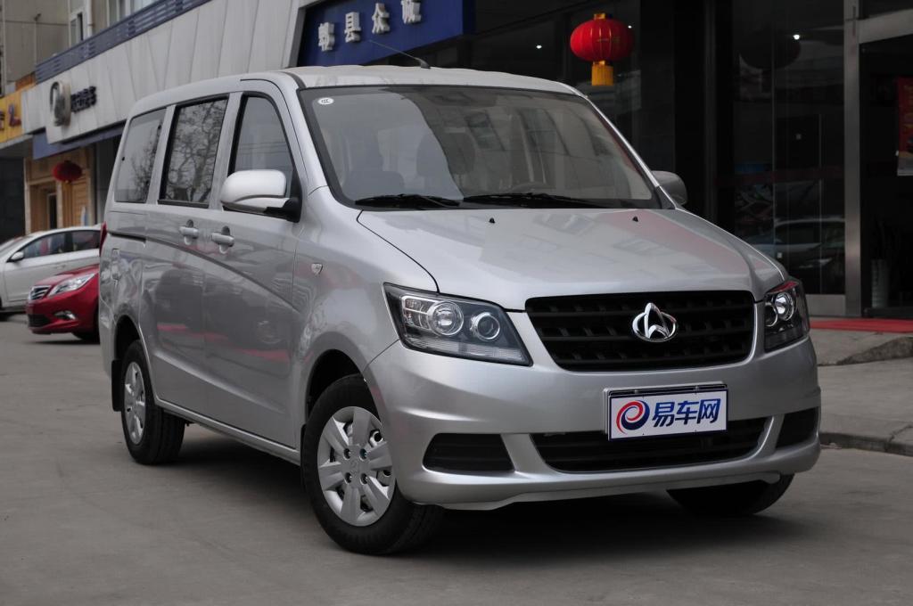长安欧诺客货两用车能在天津市区跑吗?需要办通行证营运证吗?图片