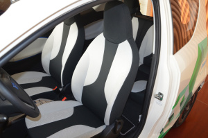 荣威e50驾驶员座椅图片