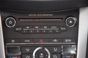 B90中控台音响控制键