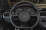 进口奥迪RS7            方向盘