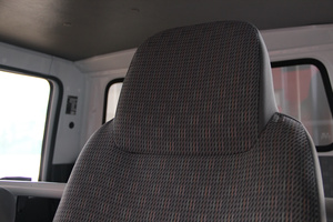 庆铃轻型商用车驾驶员头枕图片