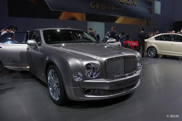 宾利计划未来90%车型将搭载混合动力系统
