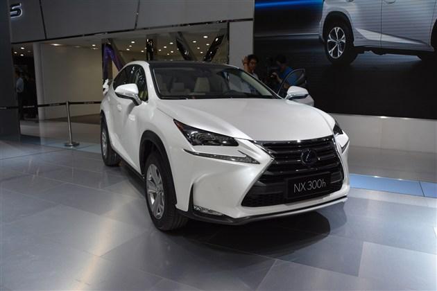 2014北京车展 雷克萨斯NX正式发布