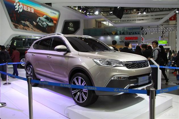 猎豹概念车或命名猎豹Q5 将于2015年上市