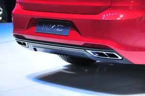 大众NMCNew Midsize Coupe概念车图片