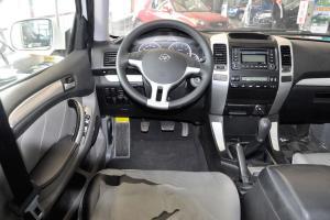 双环SCEO完整内饰(驾驶员位置)图片