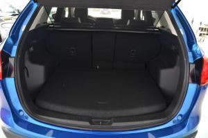 CX-5行李箱空间