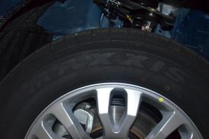 比亚迪e6                备胎品牌