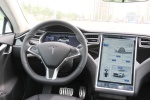 Model S(进口)完整内饰(驾驶员位置)图片