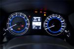 进口英菲尼迪QX50 仪表盘背光显示