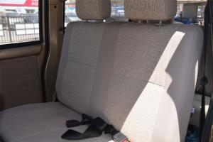 北汽306EV 后排座椅