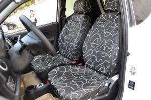 知豆电动车 驾驶员座椅