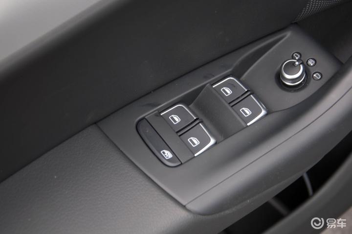 奥迪Q3车窗升降键 新款奥迪Q3车窗升降键 一汽奥迪Q3内饰图片 高清图片