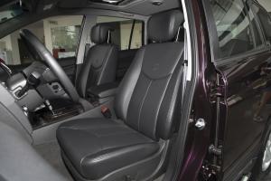 荣威W5驾驶员座椅图片