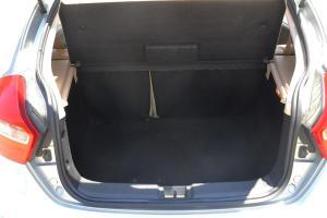 中华H320 行李箱空间