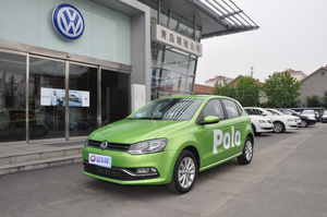 大众 POLO 2014款 1.6L 自动 豪华版