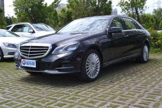 北京奔驰E180 L价格曝光 或售39.8万元