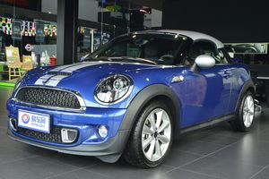 MINI COUPE 外观