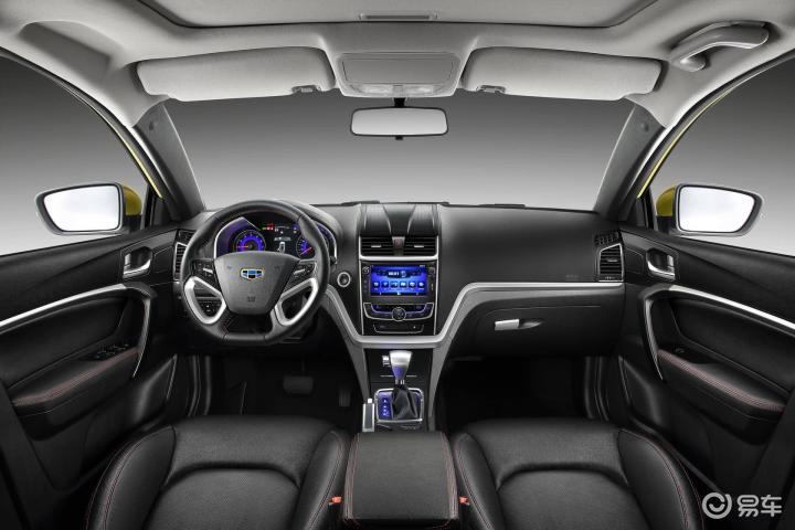 吉利帝豪EC7 RV2014款新帝豪两厢 新款帝豪EC7 RV2014款新帝豪两高清图片