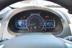比亚迪S6仪表盘背光显示图片