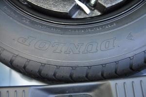 马自达CX-7 备胎品牌