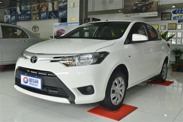 丰田威驰星光版上市 售9.48万-11.08万元