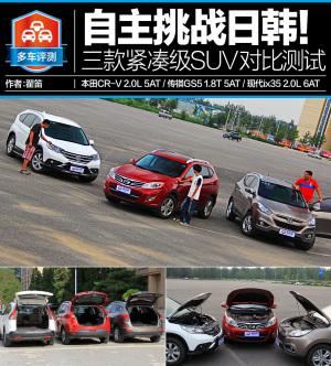 传祺GS5GS5 图解-红色图片