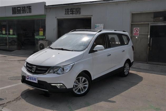 宝骏730增两款ESP版车型 售价7.58万元起
