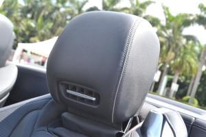 奔驰SL级AMG(进口)驾驶员头枕图片