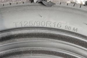 长城M2                 备胎规格