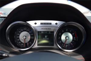 奔驰SLS级AMG(进口)仪表盘背光显示图片