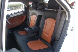 瑞风S5后排座椅图片