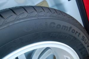 瑞风S5 备胎规格