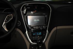 传祺GS5 Super中控台正面图片