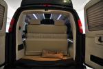 GMC商务之星 行李箱空间