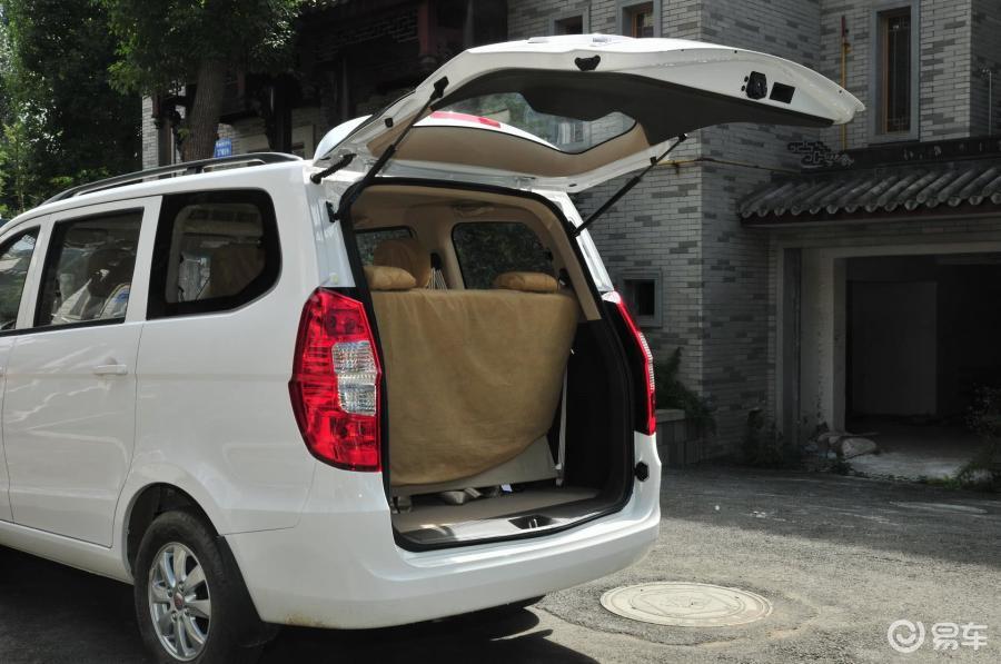 【五菱宏光S2014款1.5LMT标准型空间汽车图