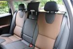 沃尔沃XC60              后排座椅