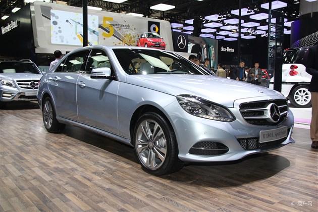 北京奔驰E180 L上市 售价39.8万元
