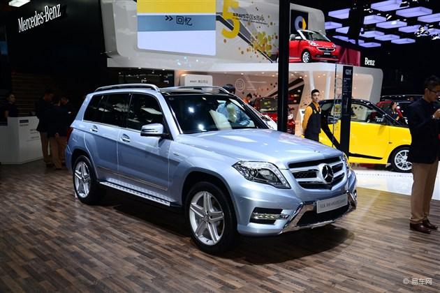 北京奔驰GLK极致版上市 售39.8万元起