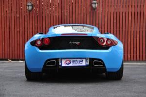 Artega GT 正车尾