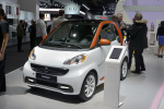 fortwo(进口)smart Fortwo图片