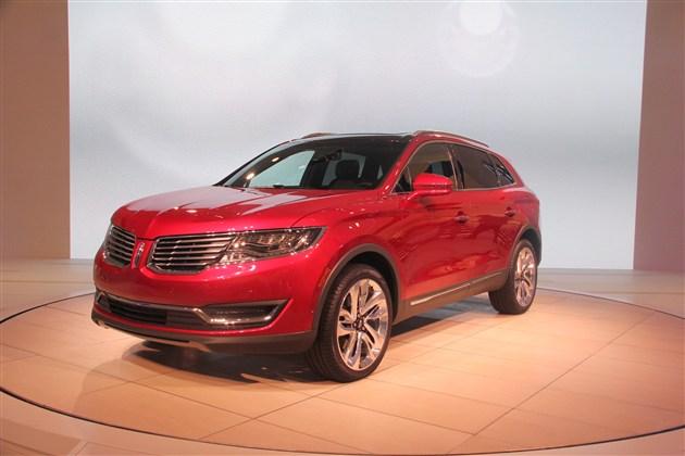 林肯新车计划曝光 未来将引入三款新车