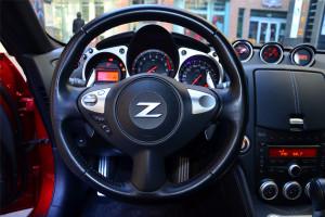 日产370Z方向盘图片