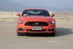 福特Mustang正车头图片