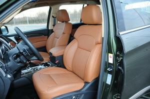 哈弗H9驾驶员座椅图片