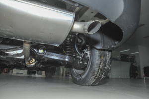 ix35排气管(排气管装饰罩)