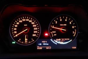 宝马2系运动旅行车(进口)仪表盘背光显示图片