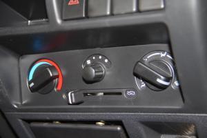 东风小康K01 中控台空调控制键