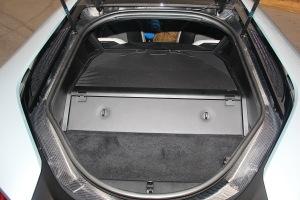 宝马i8(进口)行李箱空间图片